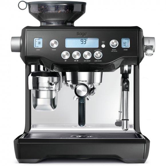 BES980 Espresso černé SAGE