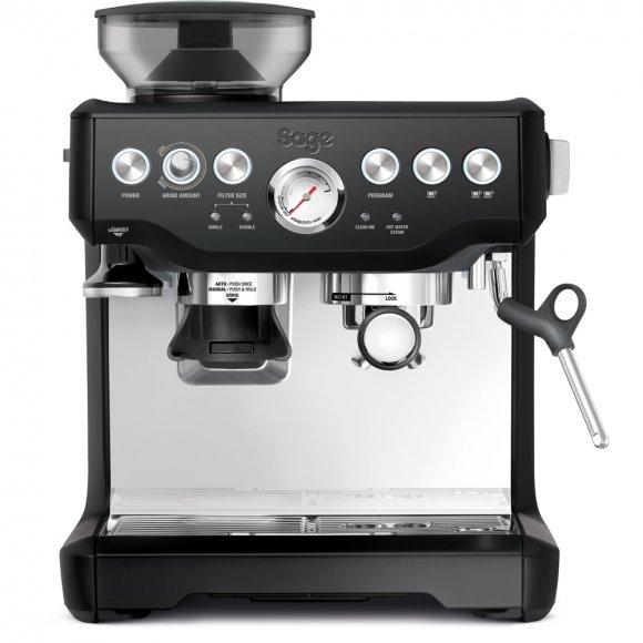 BES875BKS Espresso černé SAGE